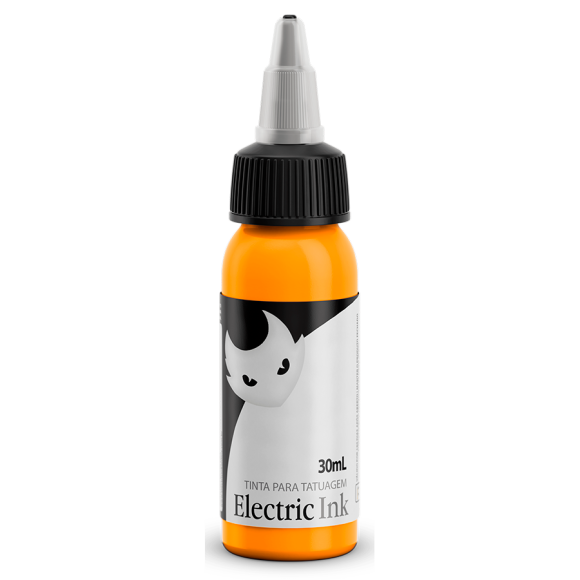 Tinta Amarelo Real 30ml Electric Ink
